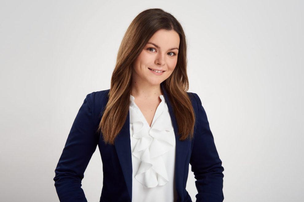 Ewelina Walocha Manager Działu Wycen Hipotecznych / Rzeczoznawca Działu Wycen Hipotecznych